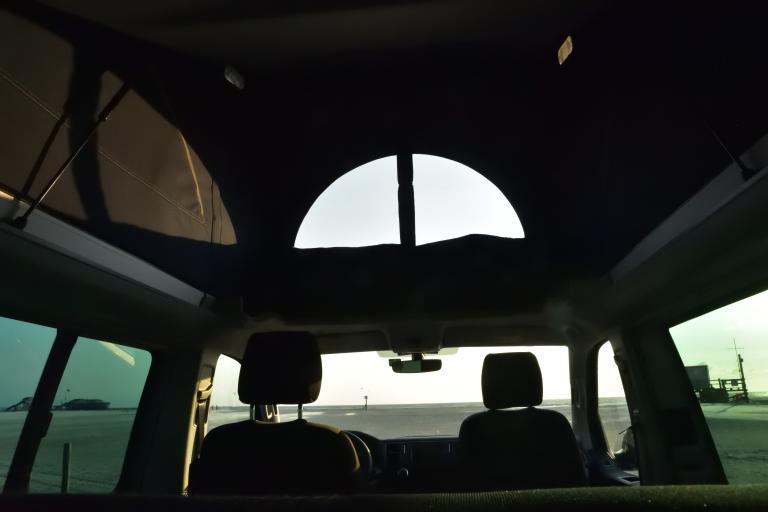 T6.1 California Ocean rent, camper, campervan, VW, Volkswagen, lend, camping