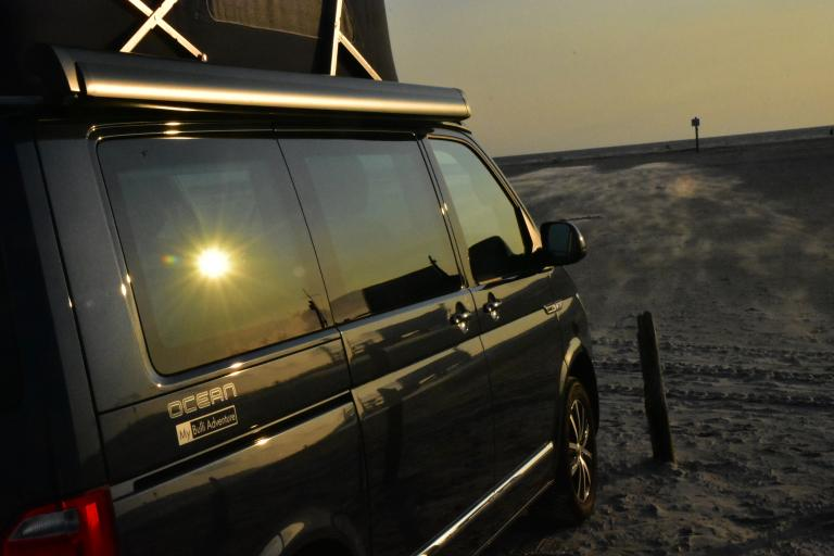 VW T6.1 California Ocean husbil, camper van, hyra, levererar, husbilar, Volkswagen, rent